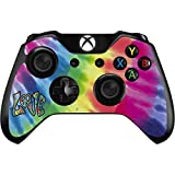 Tie Dye Xbox One Controller Skin – Tie Dye Peace & Love Vinyl Decal Skin For Your Xbox One Controller