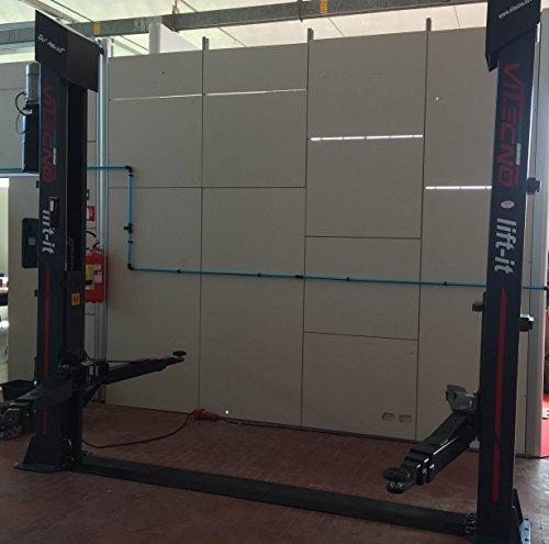 Ponte Sollevatore Auto Elettroidraulico 2 Colonne 3 5 Ton Per