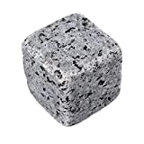 Drinks Cooler - 9pcs Whiskey Ice Stones Granite Drinks Cooler Cubes Scotch Rocks Freezer Pouch - Bucket Outdoor For And Table Beach Party Warmer Tub Bag