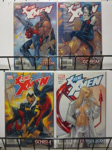 XTREME X MEN (2001) 20-23
