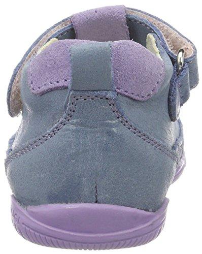 Primigi Pps 7075, Botines de Senderismo para Bebés Azul (Bluette)