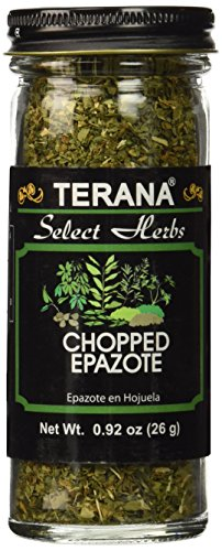 - Terana Chopped Epazote Seasoning, 0.92 Ounce