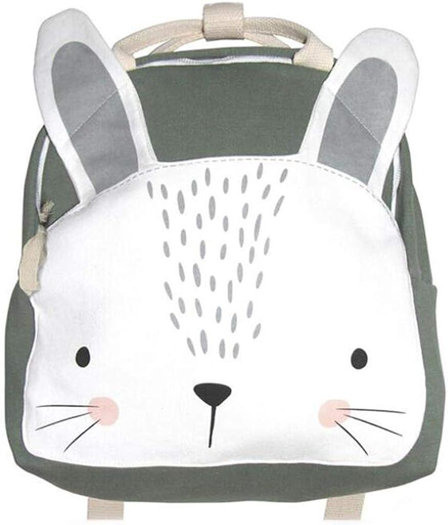 minansostey Cute Animal Baby Backpack Primary School Shoulder Schoolbag Toys Storage Daypack