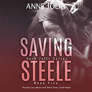 Saving Steele Audiobook