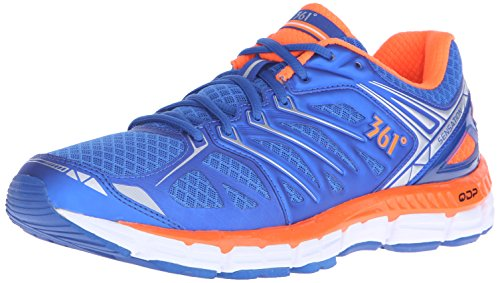 Shoe Blue Silver Running Nautical Men Orange 361 M Sensation OYq7wtI