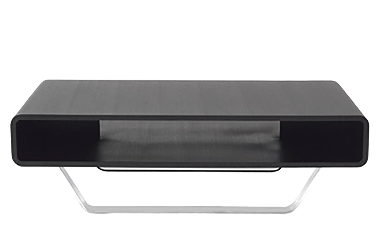 Amazon new spec modern style cota rectangular coffee table amazon new spec modern style cota rectangular coffee table with storage cubbie black kitchen dining geotapseo Images