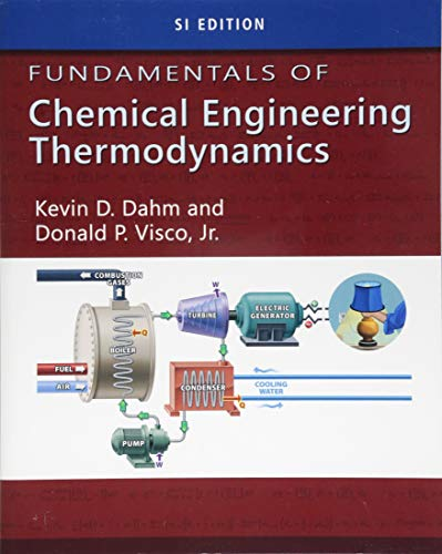 Top 3 recommendation fundamentals of chemical engineering thermodynamics dahm for 2020