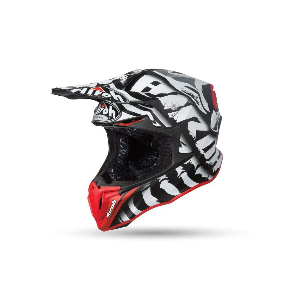 Airoh TWL11 Twist Legend Matt S Casco Airoh Twist Legend matt 2019