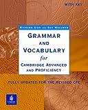Grammar & Vocabulary CAE & CPE Workbook With Key New Edition (Grammar and Vocabulary)