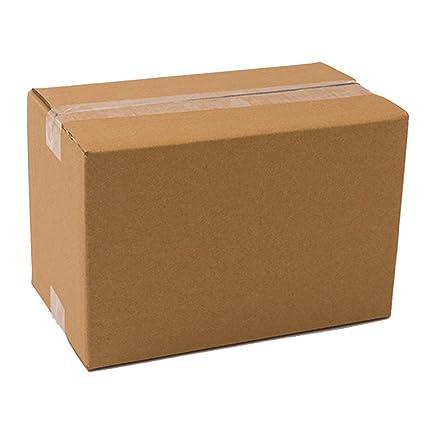 KKCF-HE Cajas De Cartón 10/20 por Paquete Marrón Tensión Soportada Resistente Al