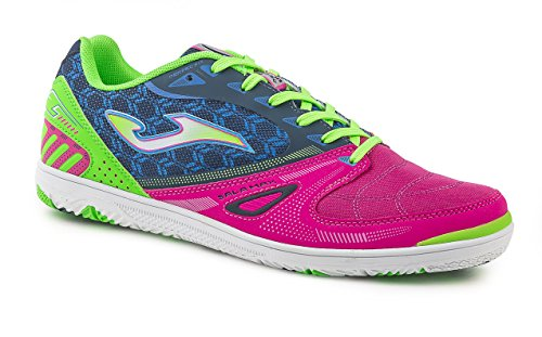 JOMA CALCETTO SALA MAX 616 FUCSIA-NAVY-GREEN FLUOR INDOOR 44