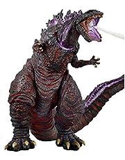 Lilongjiao Godzilla - Hoofd-tot-staart actiefiguur - Atomic Blast Shin Godzilla PVC figuur - hoog 7,08 inch