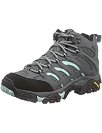Womens Moab Mid Waterproof Gore-Tex Hiking Boot