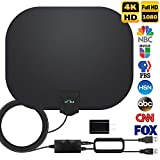 Best Antennas For Tvs - HDTV Antenna, Indoor Digital HDTV Antenna 130 Miles Review
