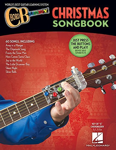 Chord Buddy 128841 Guitar Method, Christmas Songbook [Perry, Travis] (Tapa Blanda)