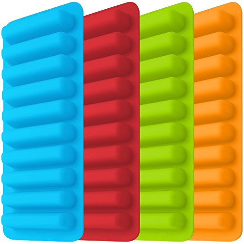 water bottle ice tray silicone - 2