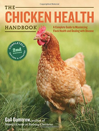 Chickens Paper (The Chicken Health Handbook, 2nd Edition: A Complete Guide to Maximizing Flock Health and Dealing with Disease)