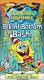 DVD : SpongeBob SquarePants -  Bikini Bottom Bash [VHS]