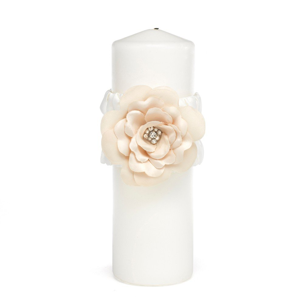 Perfect Jewelry Gift Love Blooms Unity Candle