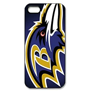 iPhone accessories iPhone 5 Cases Ravens logo label by mcsharks