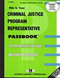 Criminal Justice Program Representative, Jack Rudman, 083733859X
