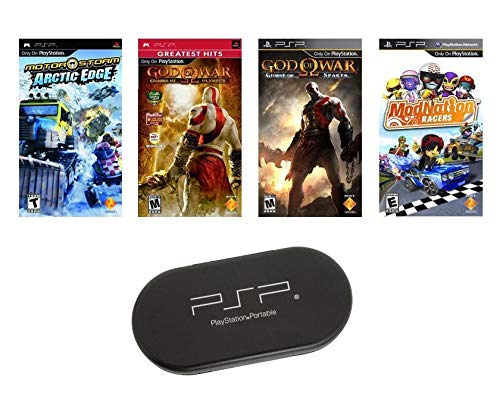 PSP ULTIMATE 4 Game Bundle with UMD Case Holder - Limited for sale  Delivered anywhere in USA