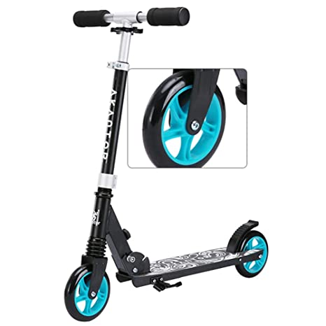 Patinete Adulto, Kick Scooter Plegable para niños Adultos ...