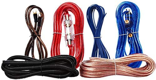 Bmsatellite Amplifier/Speaker Hook-Up Kit - Bm-700: Amazon com: AAA