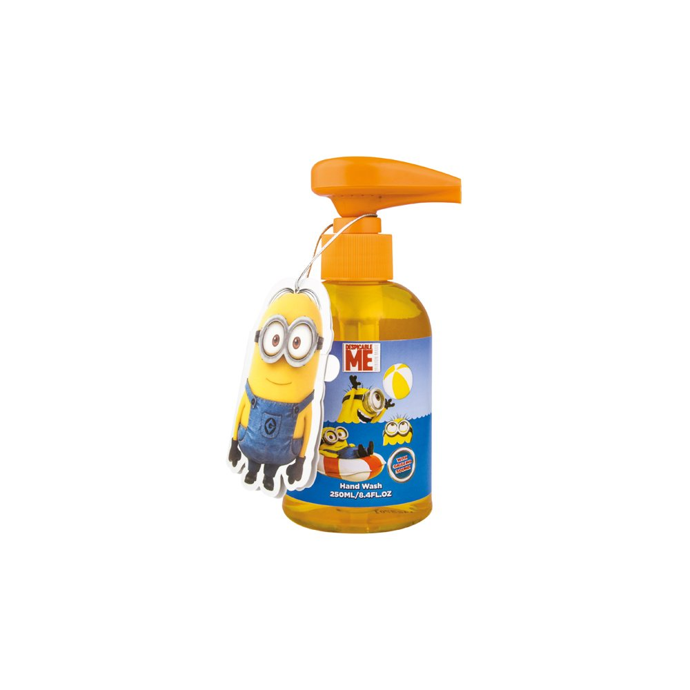 MINIONS 229395 Kichernd Hand Wash, 1er Pack (1 x 250 ml) GSMIN2939