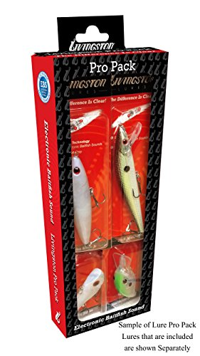 Livingston Lures Pro Series Pro Pack #2441