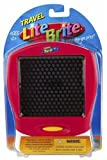 Hasbro Lite Brite Red Travel Game