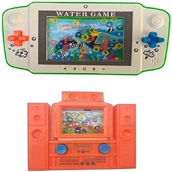 Akki World Water Plastic Ring Game for Kids Combo Pack of 2