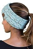 HW-6033-54 Funky Junque Headwrap - Mint (Confetti)