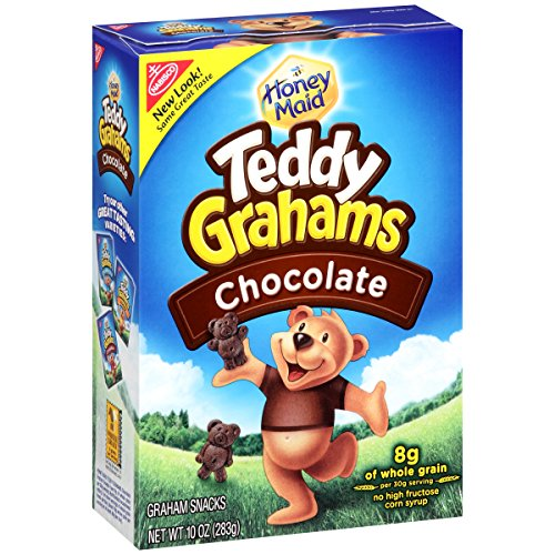 Teddy Grahams Crackers, Chocolate