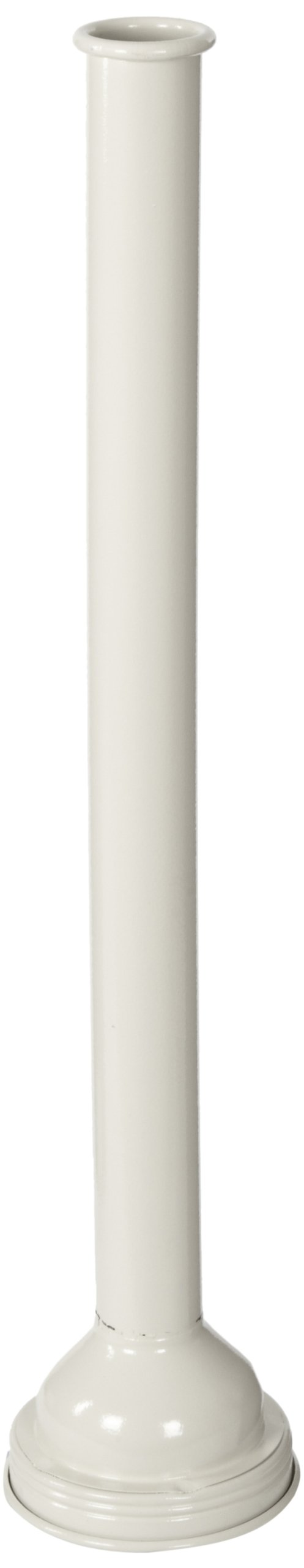 Eagle J-1200BEI Metal Tube, Beige, For 1200 Series Butt Can
