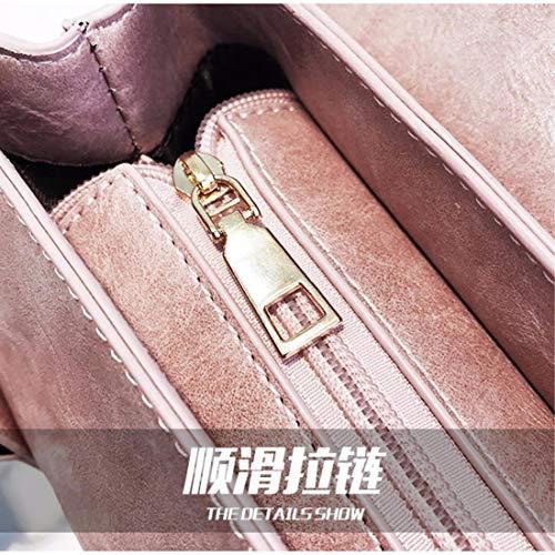 bandoulière à fourre brun sac à pour tout à femme Sac bandoulière long Erlingsan fourreau Sac xkb Rose qxgwUpq0