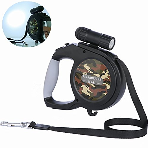 DOHOT Ergonomic Retractable Flashlight Medium product image