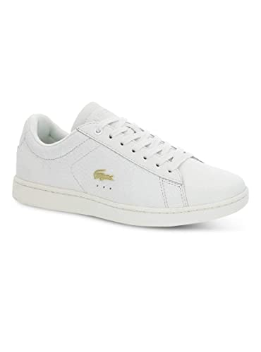 Chaussures Carnaby Lacoste 119 Blanches Evo Femme rdBxWeCo