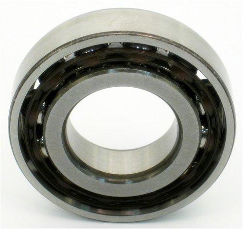 SKF 7309 BECBM Single Row Angular Contact Ball Bearing With Machined Brass Cage Becbm Angular Contact Bearing