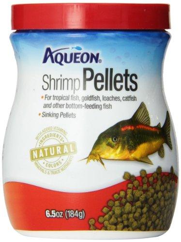 Aqueon Shrimp Food Pellets, 6-1/2-Ounce
