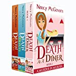 A Murder in Milburn Box Set, Books 1-3: A Culinary Cozy Mystery Box Set with Recipes | Nancy McGovern