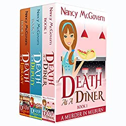 A Murder in Milburn Box Set, Books 1-3