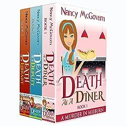 A Murder in Milburn Box Set, Books 1-3