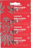 Sram Powerlock Chain Connector 12 Speed Eagle (4 Pack) - Silver