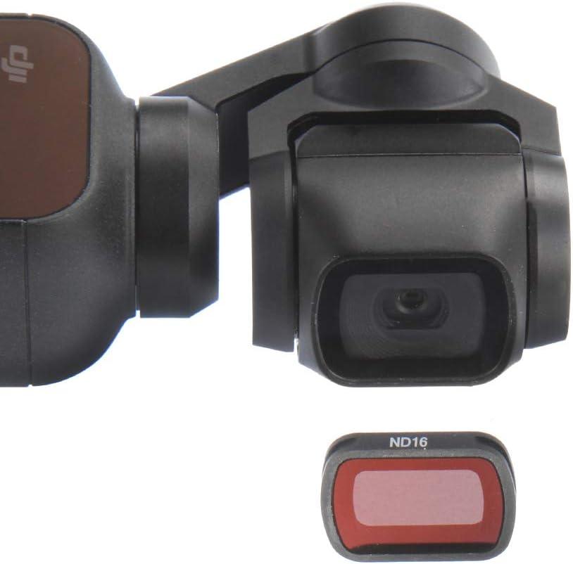 Hersmay ND4 Camera Lens-Filter kompatibel mit DJI Osmo Pocket