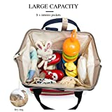 Backpack Diaper Bag Baby Bags for Mom, Large