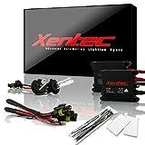 2006 audi a6 ac hid 55 watts - XENTEC H7 6000K 55W Advanced Slim Ballast HID Xenon Kit (Ultra White)