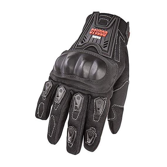 Studds Driving Gloves Model SMG-2 Black - L