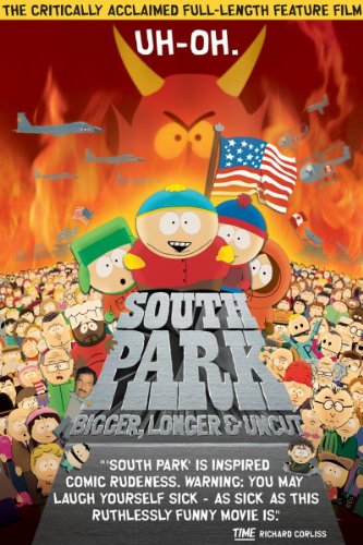 South Park: Bigger, Longer & Uncut (Cent Thing 21)