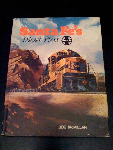 Diesel Santa - Santa Fe's Diesel Fleet